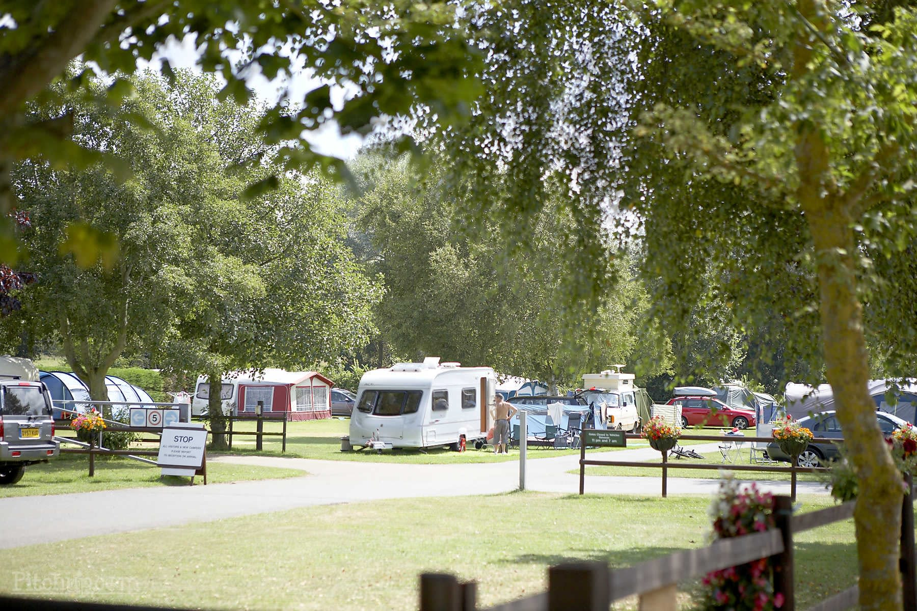 Teversal - Camping and Caravanning Club Site - The Camping